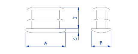 PEEM-EEM - Tube méplat à 2 chants ronds - Bouiller Plastiques