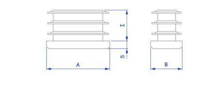 PEMC-EMC - Tube méplat à 2 chants ronds - Bouiller Plastiques