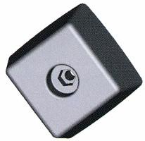 PPCA01-PFC05 - Pied de meuble - Bouiller Plastiques